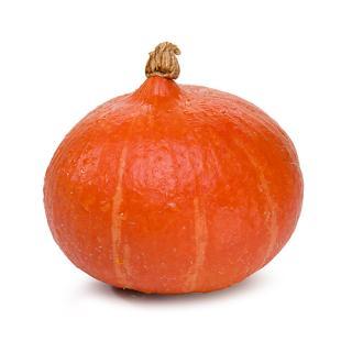 .Hokkaido Kürbis orange, regional