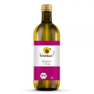 Brat Olivenöl, bioladen, 1 Liter