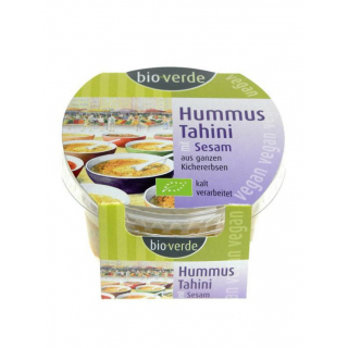 Hummus Tahini mit Sesam, 200g