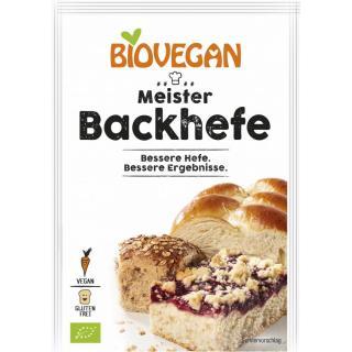 Backhefe, 7 g Tüte