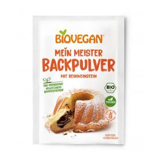 Meister Backpulver, vegan 3 x 17g