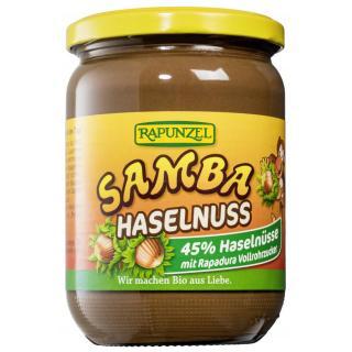 Samba Haselnuss-Schoko-Creme, 500g