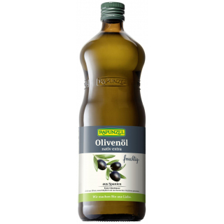Olivenöl 1 Liter nativ extra, Rapunzel
