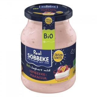 Joghurt Himbeer Maracuja, 500 g