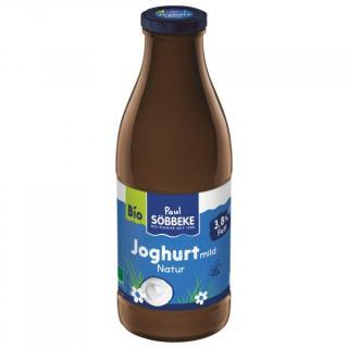 Joghurt cremig, 1 Liter, + Pfand