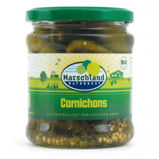 Cornichons, 330g Glas