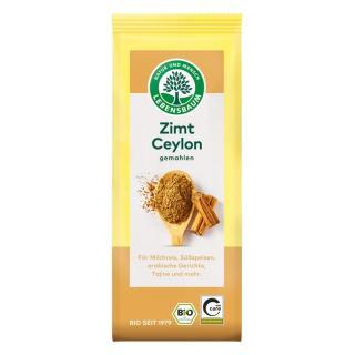 Ceylon Zimt gemahlen Tüte 50 g