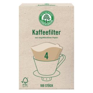 Kaffeefilter Größe 4, 100 St