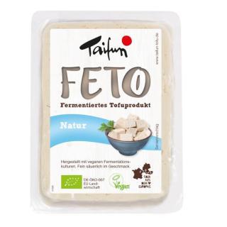 .... Feto, fermentiertes Tofuprodukt, 200g