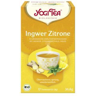 Ingwer-Zitrone-Tee, 17x1,8g