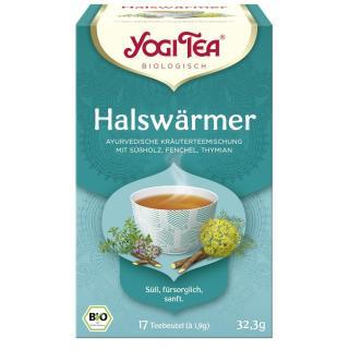 Halswärmer Tee, 17x1,8g