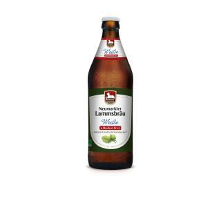 ...Lammsbräu Weizen alkoholfrei,0,5l+Pf.