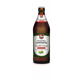 Dunkle Weiße, alkoholfrei, 0,5Liter