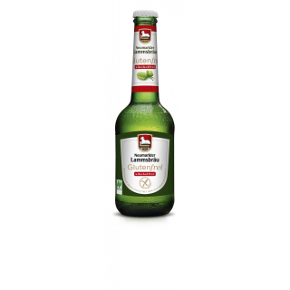...Lammbräu alkohol- und glutenfrei,  033l