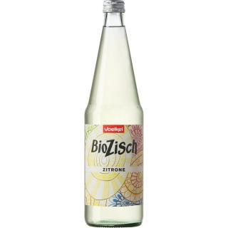 Bio Zisch Zitrone, 0,7l + Pfand