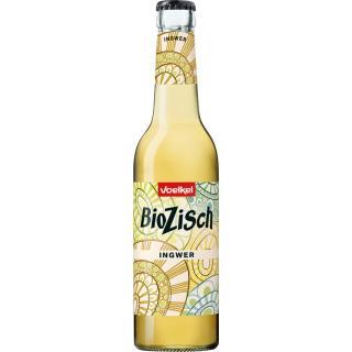 Bio Zisch Ginger Life, 033l + Pfand