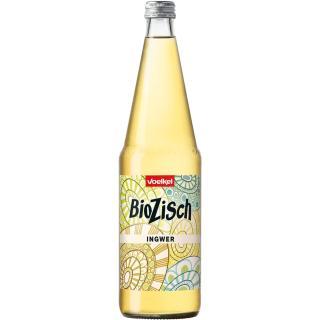 Bio Zisch Ginger Life,  0,7l + Pfand