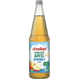 Apfelschorle, 0,7 Liter + Pfand