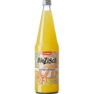 Bio Zisch Natur Orange, 0,7l  + Pfand