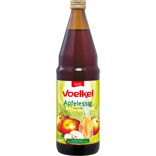 Apfelessig naturtrüb 750 ml + Pfand