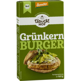 Grünkernburger Mischung, 160g
