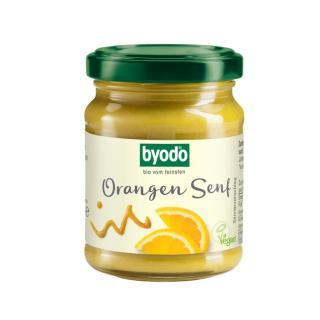 Orangensenf, 125ml