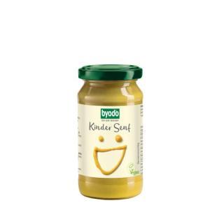 Senf für Kinder, 200ml Glas