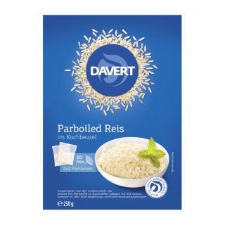 Parboiled Reis im Kochbeutel, 250 g