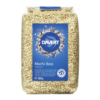 Süßer Mochi Reis, 500g