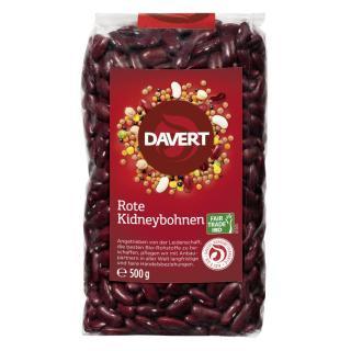 Rote Kidneybohnen, 500 g