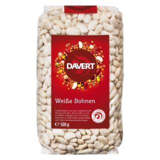 Weiße Bohnen, getrocknet, 500g