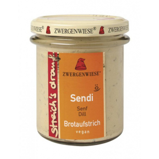 """""""Sendi"""" Streich''s drauf, 160g"""
