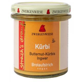 """""""Kürbi"""" Streich''s drauf, 160g"""
