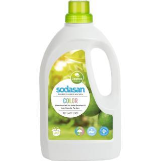 Color Waschmittel Limette, 1,5 Liter