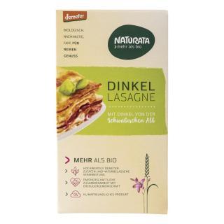 Dinkel Lasagneplatten hell, 250g