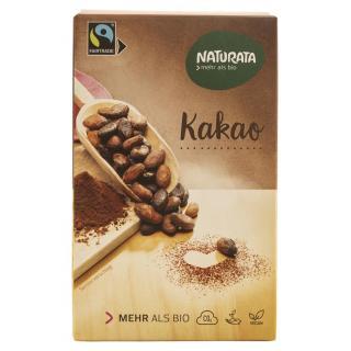Kakaopulver schwach entölt, 125 g