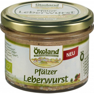 Pfälzer Leberwurst Gourmet Qualität im Glas