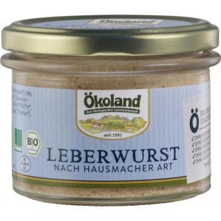 Leberwurst Gourmet Qualität Glas, 160 g