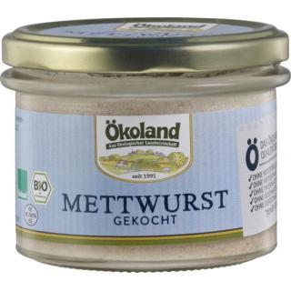 Mettwurst gekocht, Gourmet Qualität, 160g
