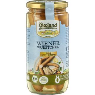 Würstchen Wiener, 6 St, 180g