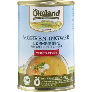 Möhre-Ingwer-Cremesuppe, 400ml