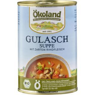 Gulaschsuppe Rind, 400ml