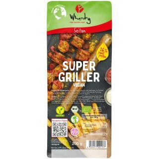 Super Griller, 200g