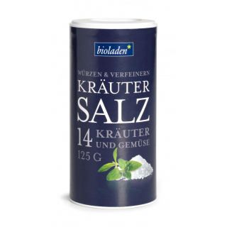 Kräutersalz Streuer, 125 g