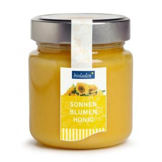 Sonnenblumenhonig, 500 g