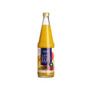 Apfel-Mangosaft, 0,7l, + Pfand