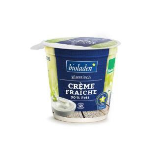 ...Creme fraiche, 150g Becher