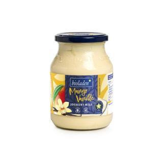 Joghurt Mango-Vanille, 500g + Pfand