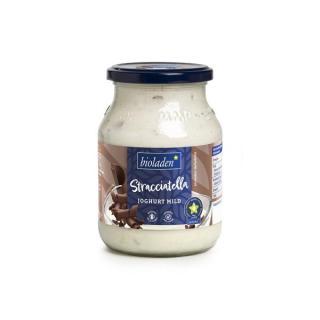 Joghurt Stracciatella, 500g, +  Pfand