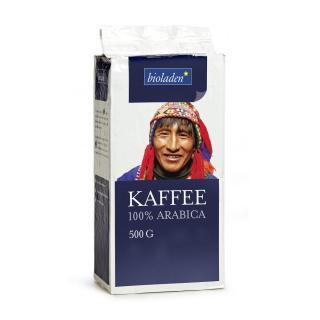 Kaffee 100% Arabica, 500 g